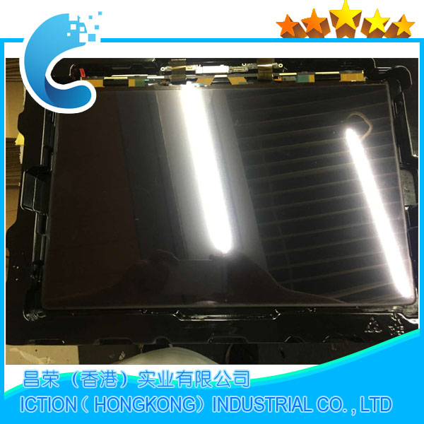 "Full New 2016 2017 Year 15"" A1707 LCD Assembly For Macbook pro Retina 15.4"" A1707 Screen LED LCD Display EMC 3162 EMC 3072"