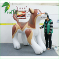 Hongyi PVC Inflatable Fenris Wolf Animal Cartoon Toy For Sale
