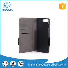 high quality wallet leather phone case