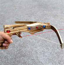 QS brand toy gift shooting pistol archery hunting mini crossbow