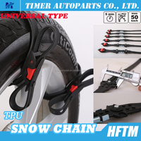 top quality Universal type Re-Usable tire chains used car spare parts snow chains