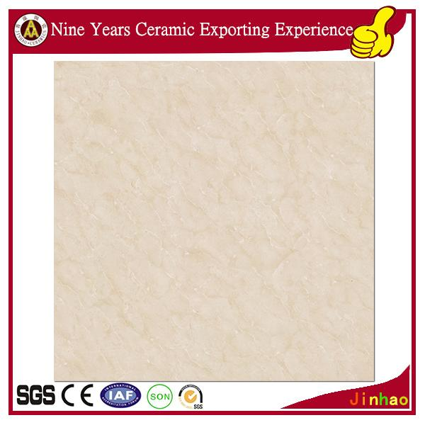 Light beige bathroom heavy duty vinyl floor tiles