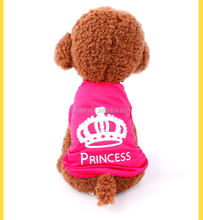 Hot selling high quality pet cloth dog clothes