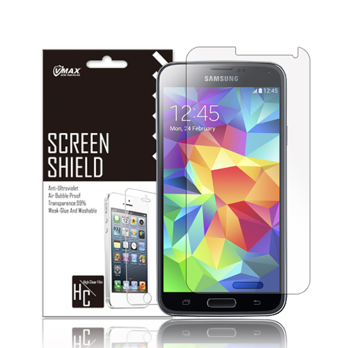 high clear/matte protective film for Samsung galaxy s5 I9600