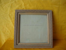 Antique Customized Photo Frames Wooden Frame For Picture