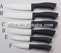 Hot Sale Promotional Gift Zirconia Ceramic Knife set