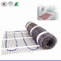 Warm heat electric heating mat used under floor
