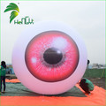Hot Sale Giant Inflatable Eye Balloon , Inflatable led Eyes for Advertising