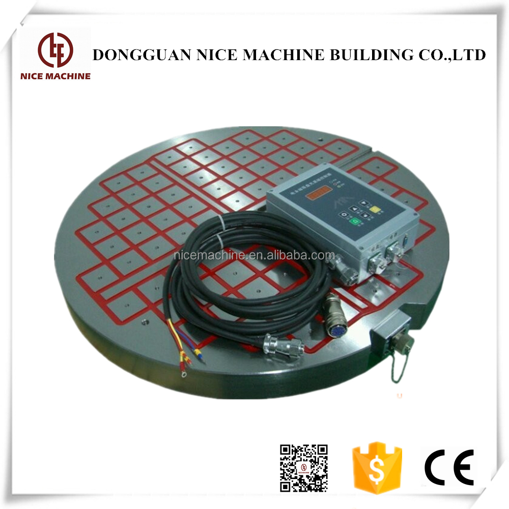 2017 NEW electricity-controlled permanent magnetic chucks NCD50-5080