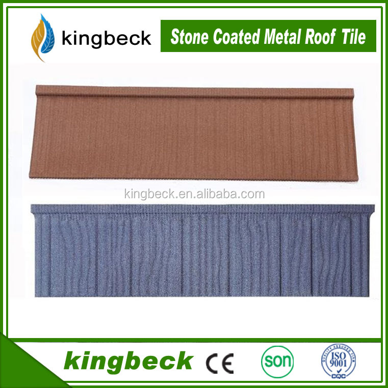 standing seam metal roof/spanish style roof tiles