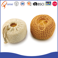 Wholesale custom natural sponge soft egyptian disposable bath animal baby loofah sponge for shower