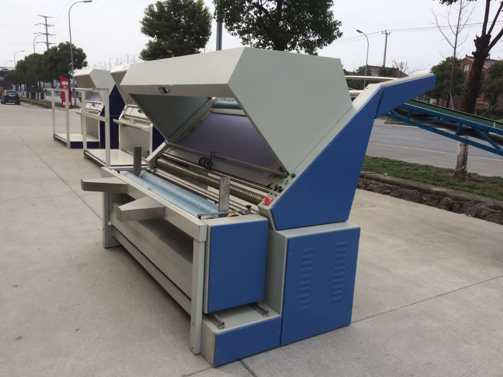 High Quality Cloth Inspection and Rolling Machine,Fabric Winding Machine