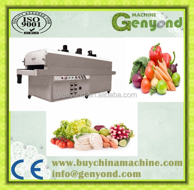 Commercial Vegetable Drying Machine/ Fruit and Vegetable Drying Equipment