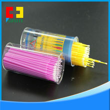 high quality wooden stick For Industrial Use Cotton Or Foam Sponge Cleaning Swabs industrial cotton swab