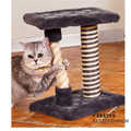 Pet Supplier Natural Color and Eco-Friendly Feature cat tree