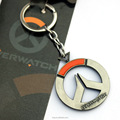 New Tracer Reaper OW key Chains Car Key Holder Overwatch Keychain
