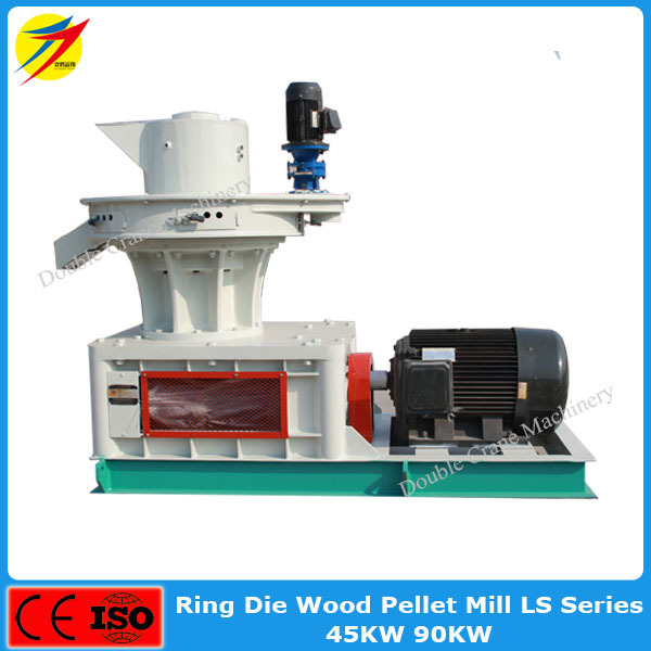 High efficiency wood sawdust pellet making machine