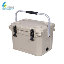 Food Grade LLDPE Material Attentive Service Insulation Plastic Cooler Box