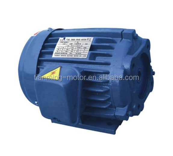 Special motor for oil pump profile