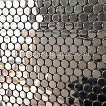 New Design Decorative Stainless Steel Sheet For Decoration