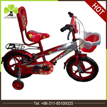 New style cheap 14 inch steel mini chopper bikes for kids with comfortable backrest