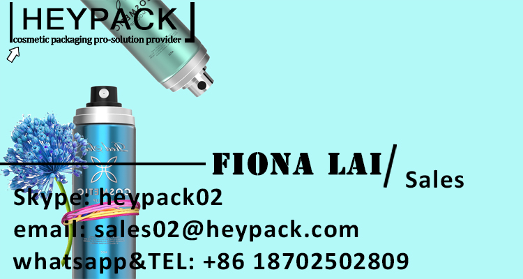80ml 200ml PET plastic bottle label