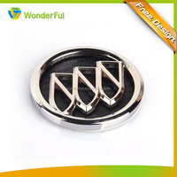 Wholesale Decoration Auto Car Grille Emblem For Car Body