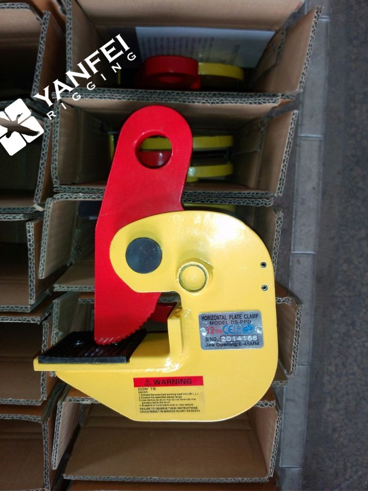 PDB Series Horizontal Lifting Clamp