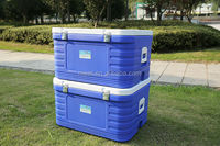 Plastic Fish Tubs Ice Chest For Food Storage Cooler Box(MT080)