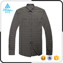 Country cotton plaid uniform shirts picture