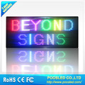 p10 led programmable moving message sign\ p10 led sign full color programmable message \ programmable el