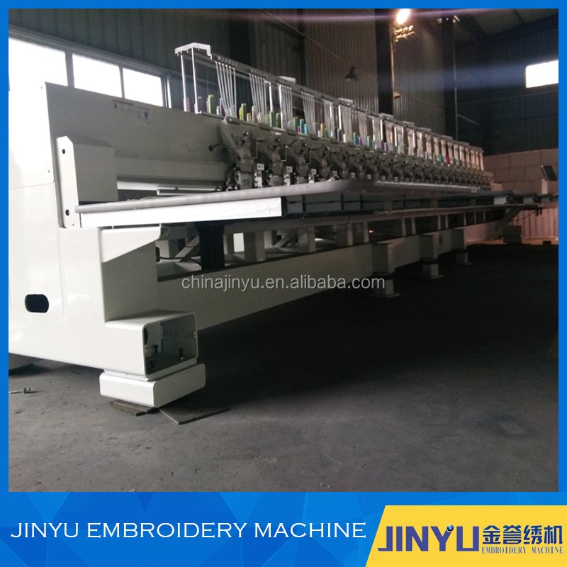2017 trending products tajima computer embroidery machine with low price