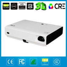 Hottest!!! Support HDMI USB VGA PC Laptop Full LED pico laser 3d dlp Projector For IPAD ITOUCH APPLE PAD