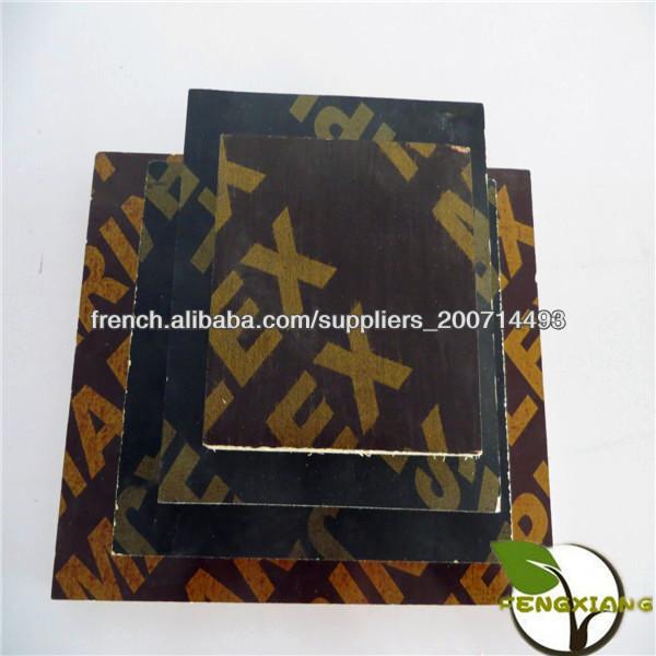 noir brun coffrage panneau de m lamine colle mod les id du produit 500000342376. Black Bedroom Furniture Sets. Home Design Ideas