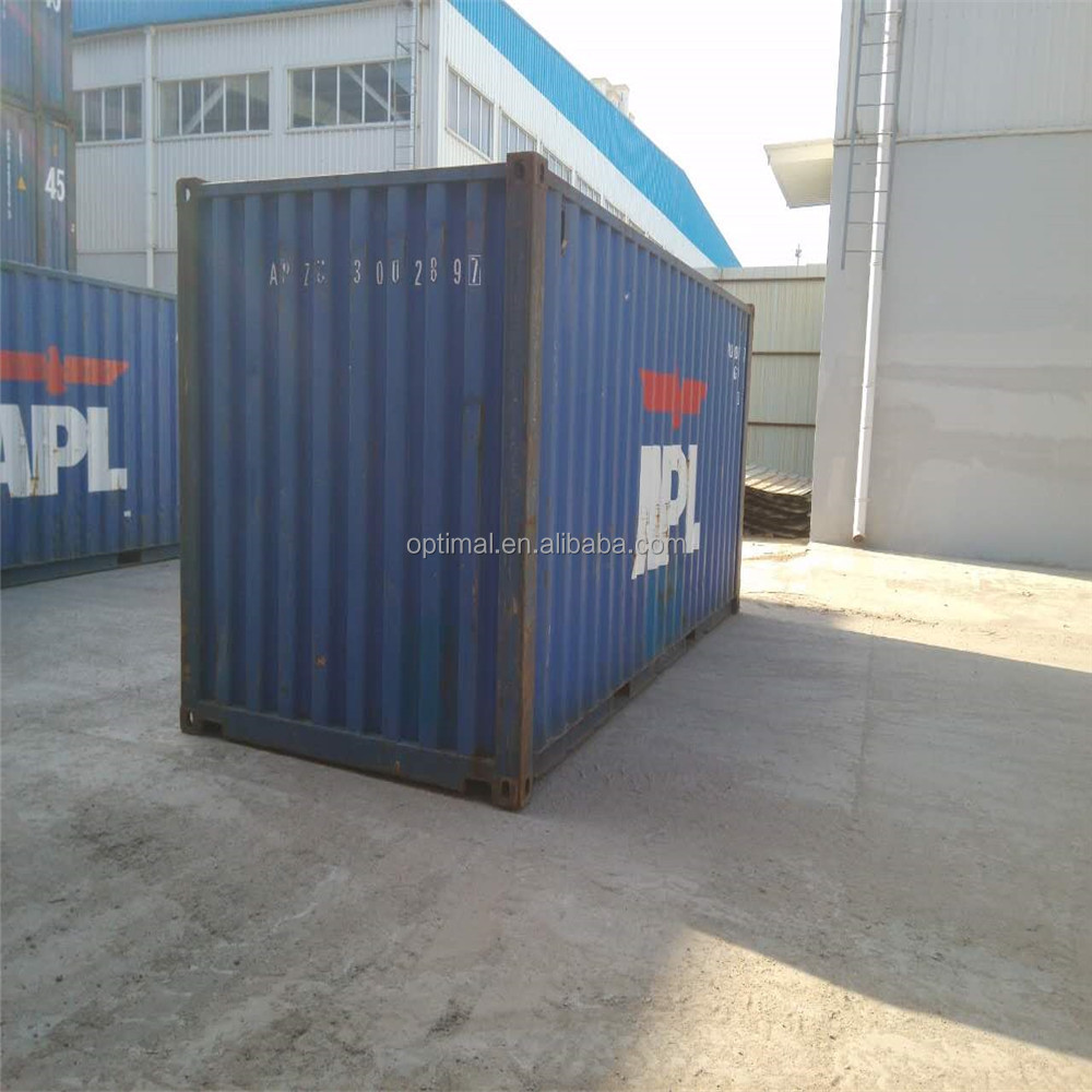 20GP cheap used Standard shipping container for sale