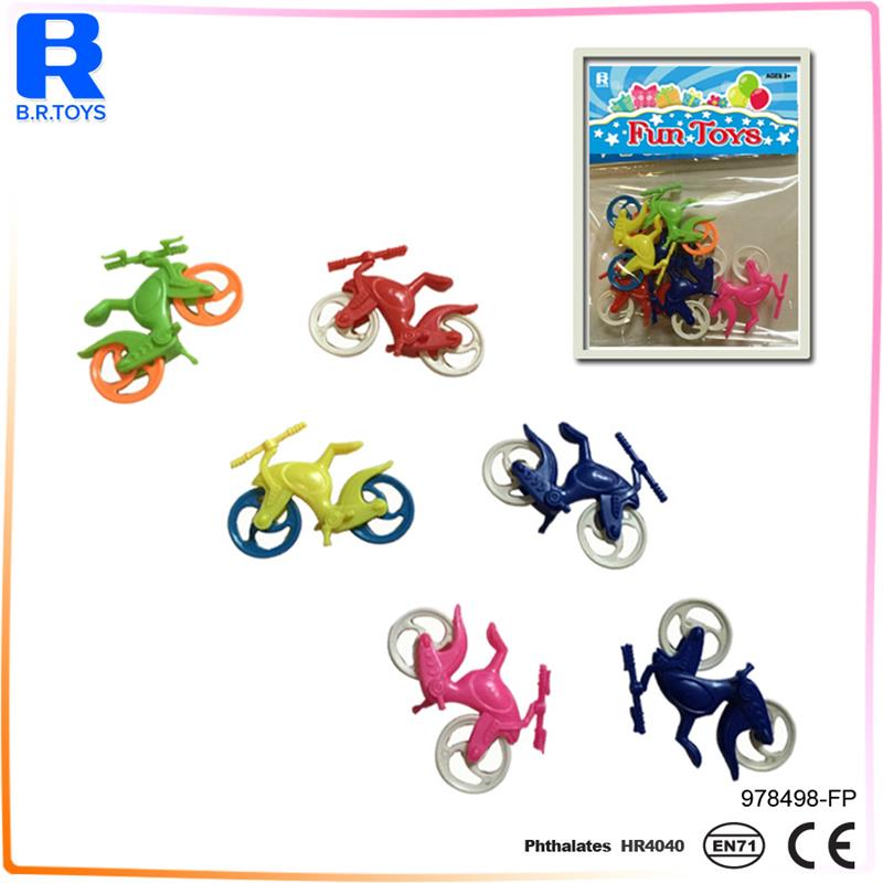 Promotional mini pull back Motorbike small toys