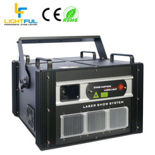 high power rgb 10w gobo laser projector for advertising /dj laser lights for sale