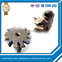 PCD welded groove milling cutting tools for wood working application