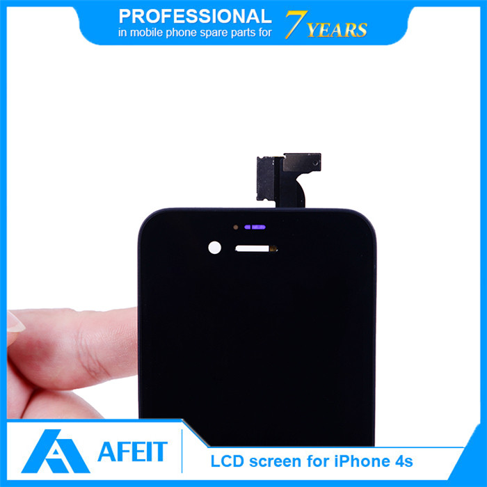 mobile phone lcd for iphone 4s lcd screen, quality for iphone 4s lcd touch screen digitizer