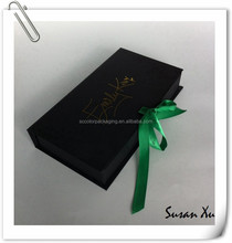 competitive price customized displaying gift box digital cable black box