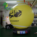 Customized Helium LOGO Sign Shaped Model Inflatable Outdoor Advertising Balloon for Event