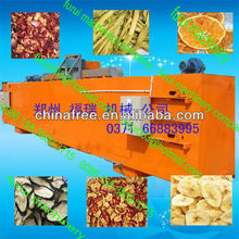 5m electric stainless steel mesh belt commercial onion dehydrator/onion drying machine/onion dryer