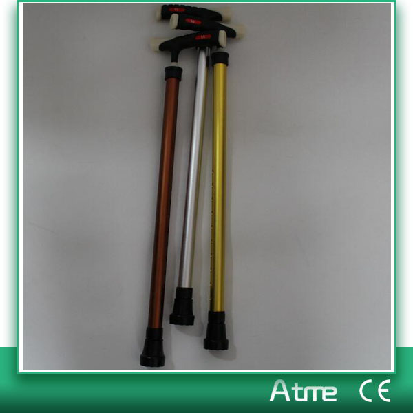 Lightweight Led Light Adjustable Walking Cane Walking Sticks for Old Man