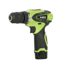 High speed large strength easy operation 12V cordless mini power drill maker
