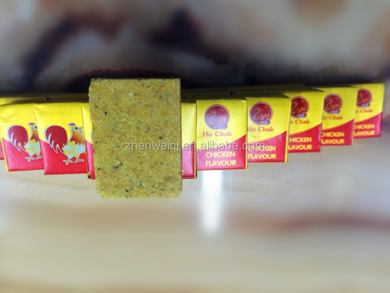 Tasty poulet bouillon cubes food seasoning