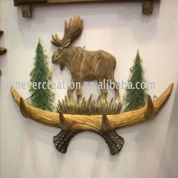 wooden collection crafts