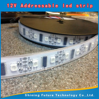 lpd 8806 led strip LPD8806 ic chip Lpd6803 led city color light