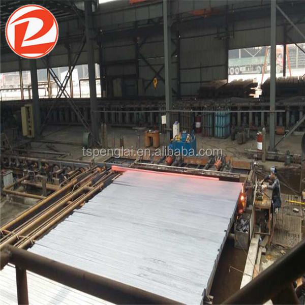 Square Steel Billets 3sp & 5sp Grade From Tianjin/caofeidian ...