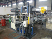 PLC control rubber sole injection moulding press machine