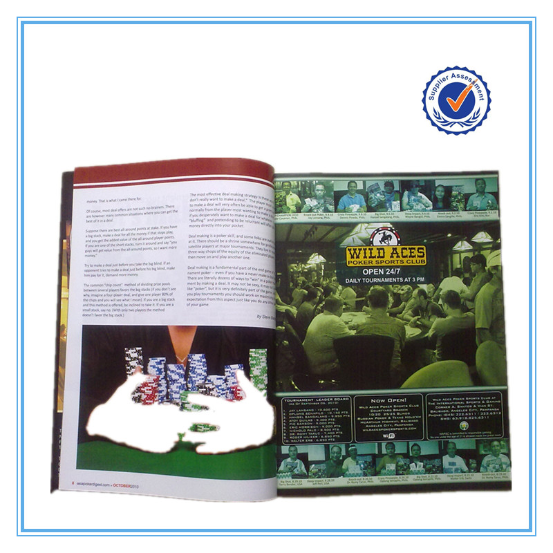 Custom coloring book printing, printing brochure, soft cover book printing